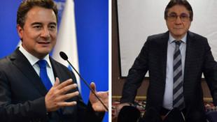 Ali Babacan'ı eleştiren isim ihraç ediliyor