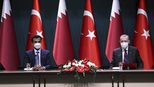 Katar ile Türkiye arasındaki anlaşmanın detayları açıklanmadı