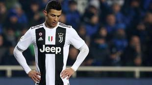 Juventus'ta Cristiano Ronaldo'dan ayrılık kararı