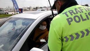 Aracında maske takmadığı için ceza yemişti! Mahkeme iptal etti