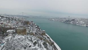 Küresel ısınma tersine dönüyor: İstanbul Boğazı donacak!