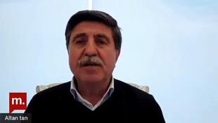 HDP'li Altan Tan: ''Kandil'e devletin gözetimi altında gittik''