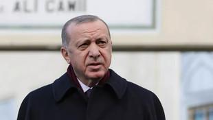 Erdoğan'dan normalleşme ve Kanal İstanbul projesi için yeni açıklama