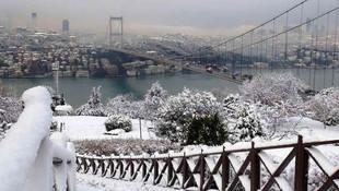 ''2050'den sonra İstanbul'da kar görmeyeceğiz''