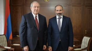 Ermenistan Cumhurbaşkanı'ndan Paşinyan'a soğuk duş!