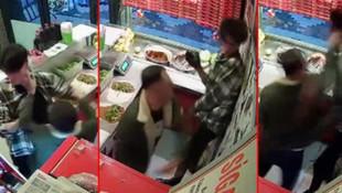 Çiğ köfte acılı diye çalışana saldıran maganda serbest! Sözleri şaşkına çevirdi