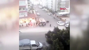 Kadınların kavgası mahalle kavgasına dönüştü!