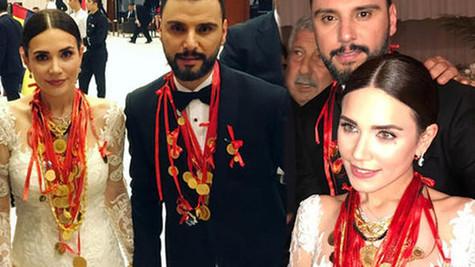 Alişan düğün takılarını ne yaptı ?