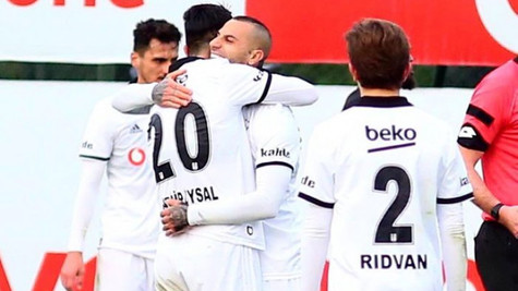 Beşiktaş 2 - 1 İstanbulspor