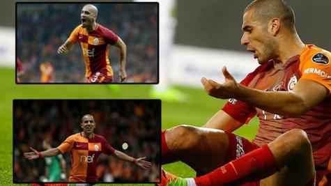 G.Saray'da Feghouli, Maicon ve Eren Derdiyok'tan 13 milyon Euro gelir bekleniyor
