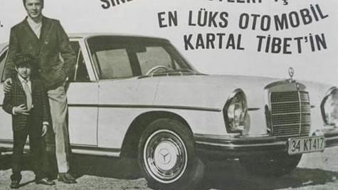 Efsane otomobil yıllar sonra bulundu