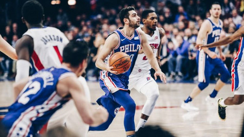 Philadelphia 76ers 124 - 127 Brooklyn Nets