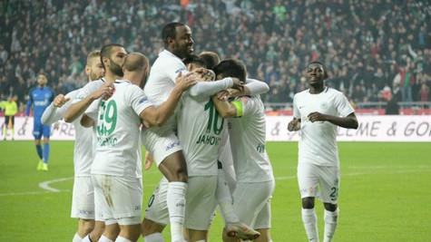 Konyaspor 3 - 2 Kasımpaşa