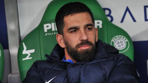 Galatasaray taraftarından Arda Turan'a şok