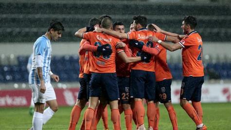 Medipol Başakşehir 2 - 0 Adana Demirspor (Ziraat Türkiye Kupası)