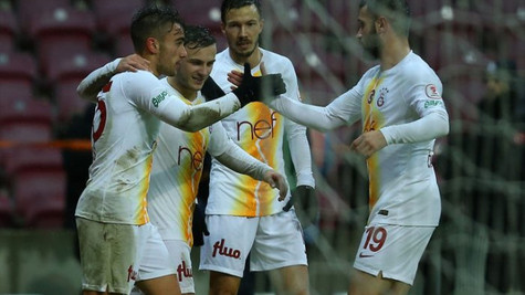 MAÇ ÖZETİ | Galatasaray 1 - 1 Keçiörengücü (Ziraat Türkiye Kupası)