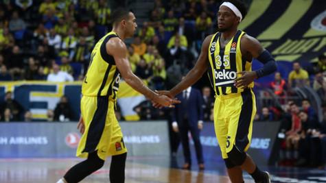 Fenerbahçe Beko 79 - 75 CSKA Moskova (THY Euroleague)