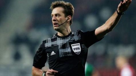 Galatasaray-Porto maçını Aleksei Kulbakov yönetecek