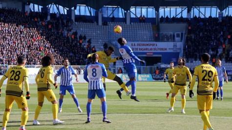Erzurumspor 1 - 3 Yeni Malatyaspor