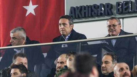 Ali Koç, Akhisar mağlubiyeti sonrası futbolcuların İstanbul'a otobüsle gitmesine karar verdi