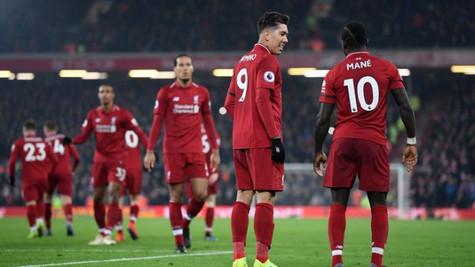 Liverpool 4 - 3 Crystal Palace