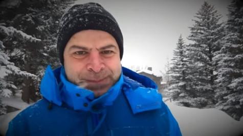 Cüneyt Özdemir'in aşk hikayesi sosyal medyayı salladı