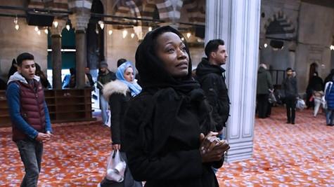 Ünlü isim Türkiye'de Müslüman oldu