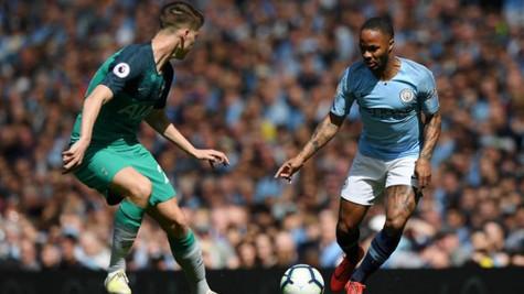Manchester City 1 - 0 Tottenham Hotspur