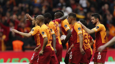 Galatasaray 3 - 1 Kayserispor