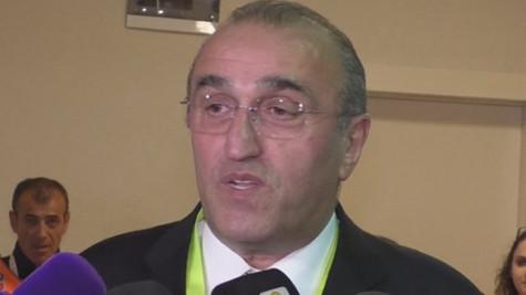 Abdurrahim Albayrak: Bizim olduğumuz yerde şampiyonluklar hep vardır