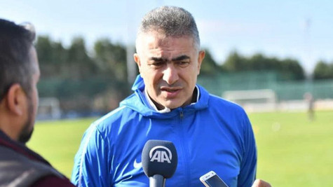 Akhisarspor'un yeni hocası Mehmet Altıparmak oldu