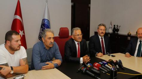 İstikbal Mobilya Kayserispor'da Erol Bedir yeniden aday