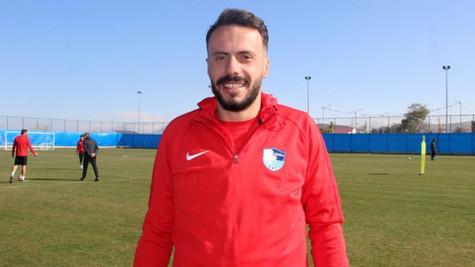 BB Erzurumspor'da Lokman Gör veda etti