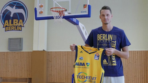 ALBA Berlin, Marcus Eriksson ile 4 yıllık sözleşme imzaladı