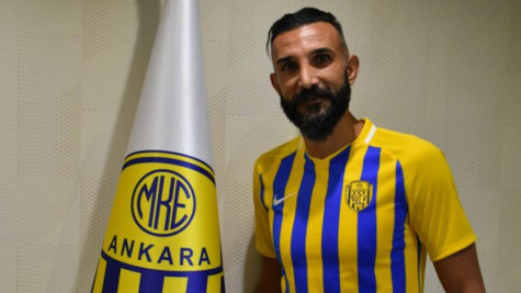 Ankaragücü Yalçın Ayhan'la 1 yıllık yeni sözleşme imzaladı
