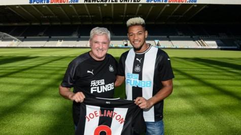 Joelinton, kulüp rekoruyla Newcastle United'da
