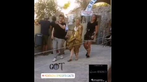 Game of Thrones'un devam filminden ilk görüntü