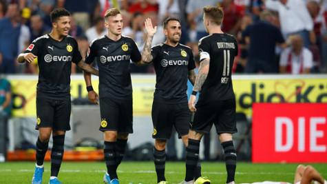 Köln 1 - 3 Borussia Dortmund (Bundesliga)