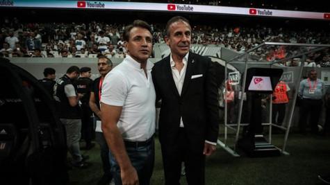Abdullah Avcı: Quaresma'yı maç performansı nedeniyle oynatmadım