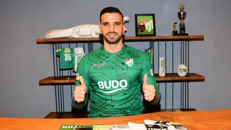 Bursaspor, Adana Demirspor'dan Emrullah Şalk'ı kiraladı