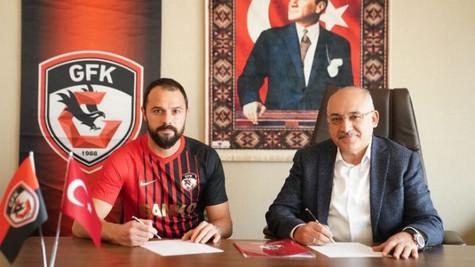 Gaziantep FK, Haydar Yılmaz'ı kadrosuna kattı