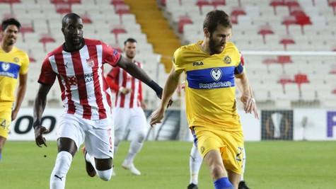 Sivasspor 1-2 Maccabi Tel Aviv