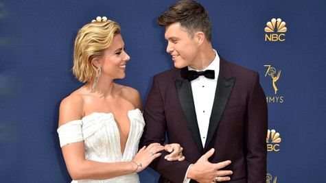 Dünyaca ünlü oyuncu komedyen nişanlısıyla evlendi