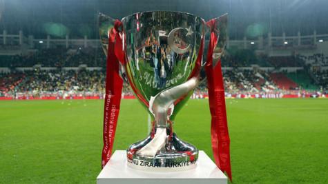 Türkiye Kupası 5. tur eşleşmeleri belli oldu