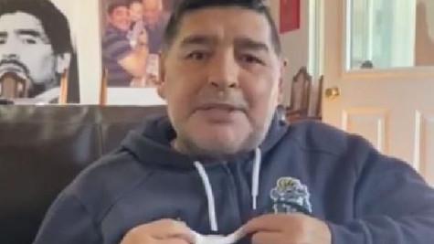 Maradona'ya yakın isimler: Fakir öldü!