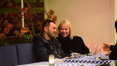 Serdar Ortaç Seçil Gür ayrılığı sonrası aşk diyetine girdi!