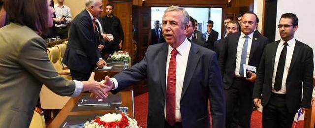 ''Ankara için hep birlikte başarı öyküsü yazalım…''