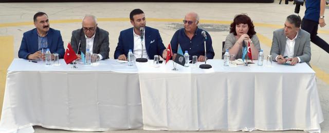 Beşiktaş'ta ''Açık Mikrofon'' buluşmaları başladı!