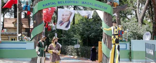 Kartal Belediyesi'nden masal tadında festival