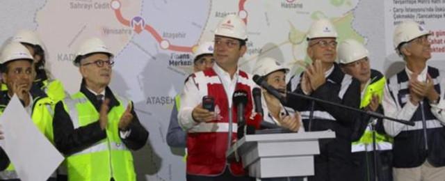 İmamoğlu'ndan kimyasal yağış iddialarına açıklama